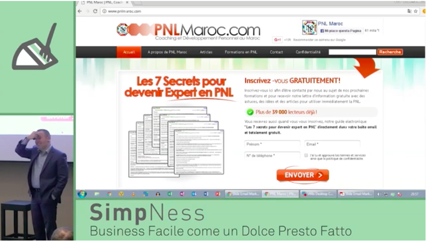 Email Marketing Facile - Video 3